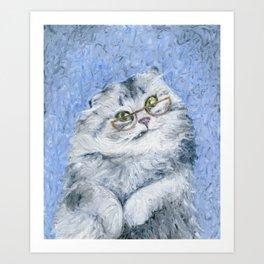 Merp? Art Print