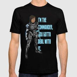 Commander Korra T-shirt