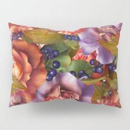 Septembe Roses Pillow Sham