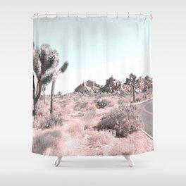 Desert Cacti Shower Curtain