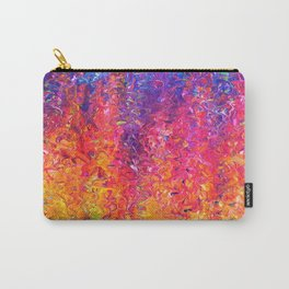 Fluoro Rain Carry-All Pouch