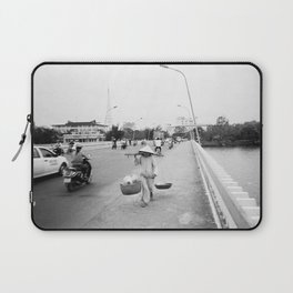 We've All Got To Be Going Somewhere Laptop Sleeve