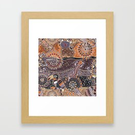 Australia Patten 06 Framed Art Print