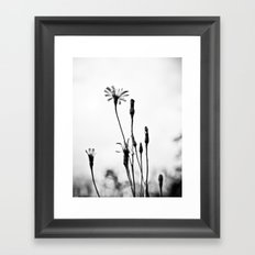 Receiving Framed Art Print
