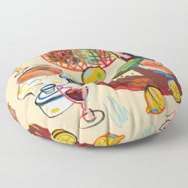 WINE BREAK Floor Pillow