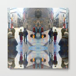 Akin to recalling, instead; understood mimicry. 03 Metal Print