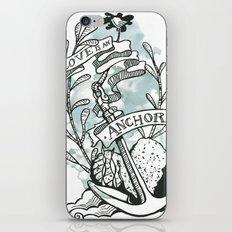 Love is an Anchor iPhone Skin