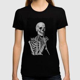 Silence please T-shirt