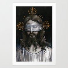 016 Art Print