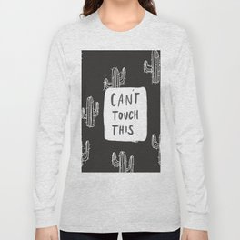 Cant Cactus Long Sleeve T-shirt