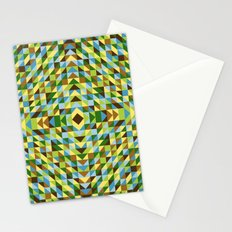 Leaves, trees and blu skies Stationery Cards