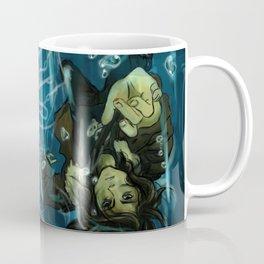 Falling into the dark Coffee Mug