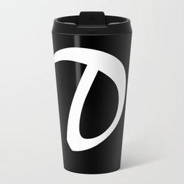 Alphabe,,, D Travel Mug