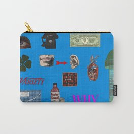 MOVIE EXEC LIFE Carry-All Pouch