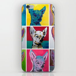 Chihuahuas iPhone Skin