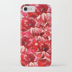 Amaryllis Red 2 Slim Case iPhone 7