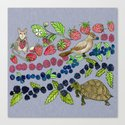 Summer Snack Time by Offhand Designs by offhanddesigns