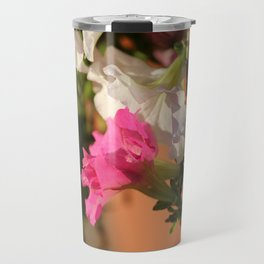 Glorious Abstract Floral  Travel Mug