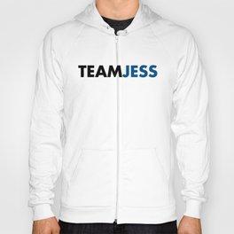 Team Jess Gilmore Girls Hoody
