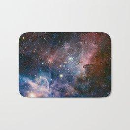Stars in Space Bath Mat