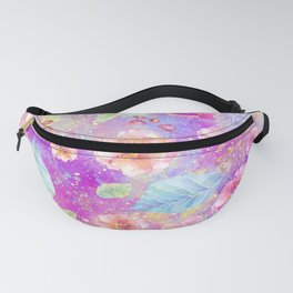 Nature In Colors 8 Fanny Pack