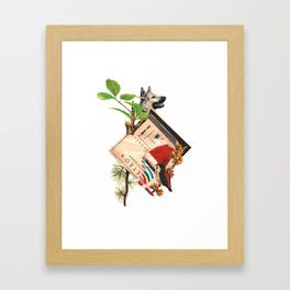 Etro - Omo Framed Art Print