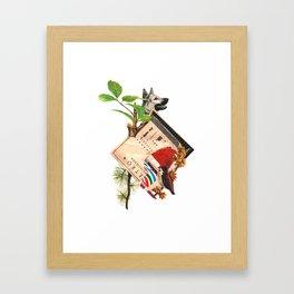 Etro - Omo Framed Art Print