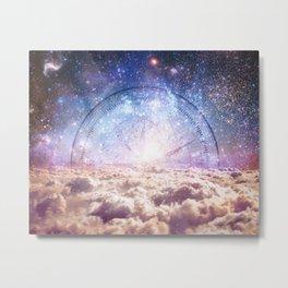 Celestial Guides Metal Print