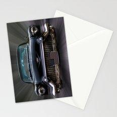 Black Caddy Stationery Cards