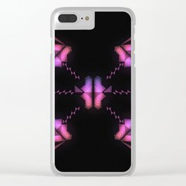 Cellulam Machina Clear iPhone Case