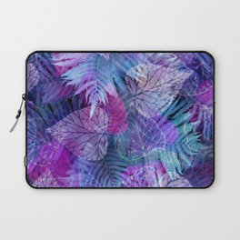 Forest Flora 3 Laptop Sleeve