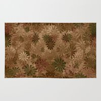 camouflage Area & Throw Rugs featuring Camouflage... by Cherie DeBevoise