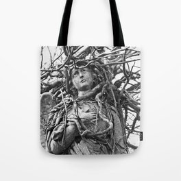 COMPLICATED ANGEL Tote Bag