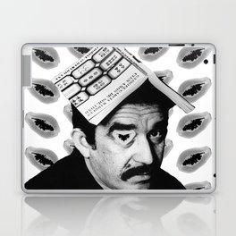 Gabriel García Márquez Laptop & iPad Skin