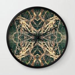 Mangrove Fun Wall Clock