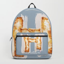 Halloumi cheese Backpack
