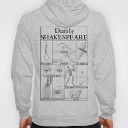 Death by Shakespeare Hoody