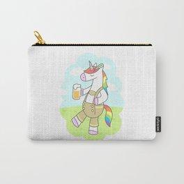 Unicorn Oktoberfest Carry-All Pouch