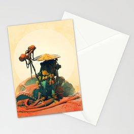 SORCERER Stationery Cards