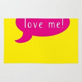Love me! Rug