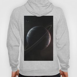 3D Graphics Stars planet Asteroids Space Ring system Planets asteroid Planetary ring Hoody