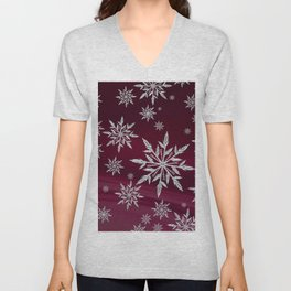 Christmas magic 3. Unisex V-Neck