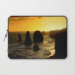 Sunset over the Twelve Apostles - Australia Laptop Sleeve