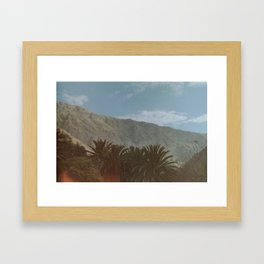 c o l c a # 3 Framed Art Print