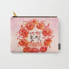 Rose Princess Carry-All Pouch