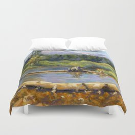 Heavenly View Duvet Cover