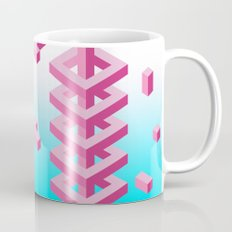 Isometric Adventure Mug