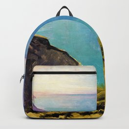 Abbott Handerson Thayer - Cornish Headlands - Digital Remastered Edition Backpack