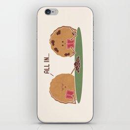 All In iPhone Skin