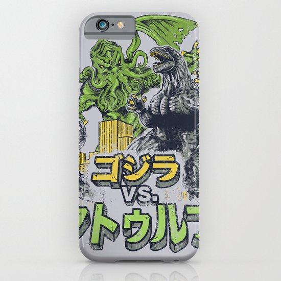 Clash of Goods iPhone & iPod Case
